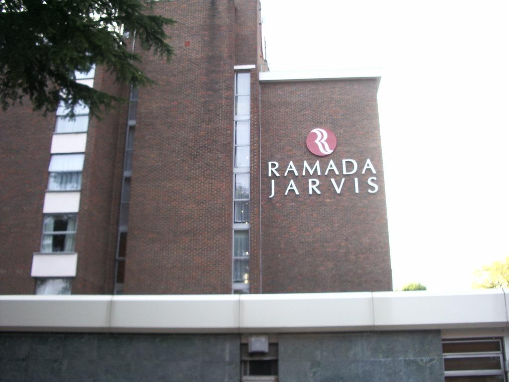 イギリスのロンドンにあるRAMADAホテル