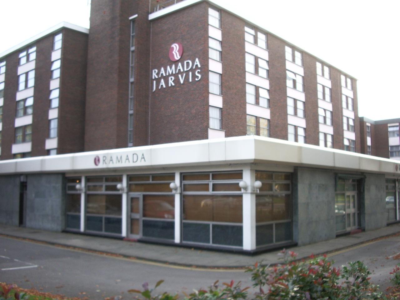 イギリス RAMADAホテル