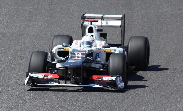 F1 小林可夢偉