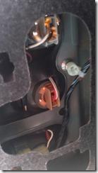 レガシィB4 ブレーキランプ交換