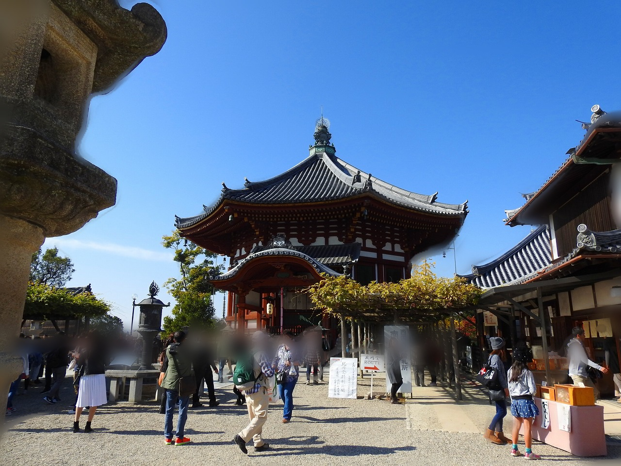 興福寺 南円堂の写真