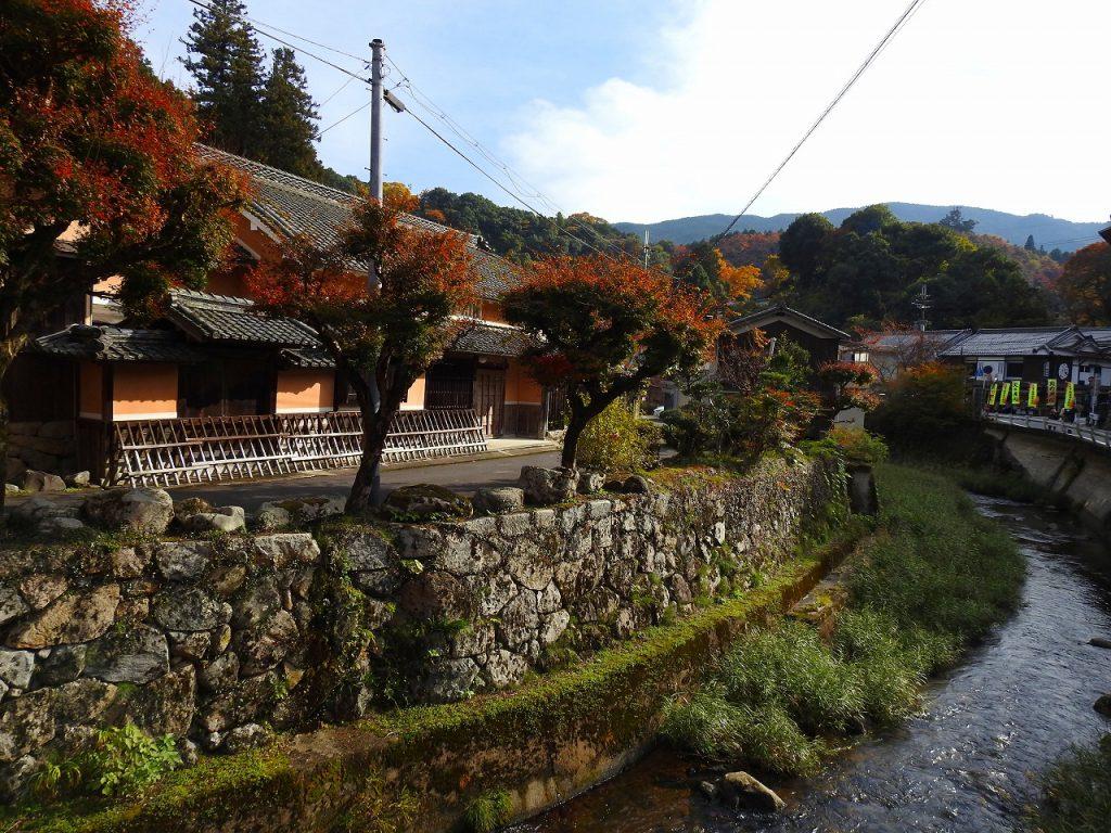 長谷寺の駐車場から、反対側を写した写真