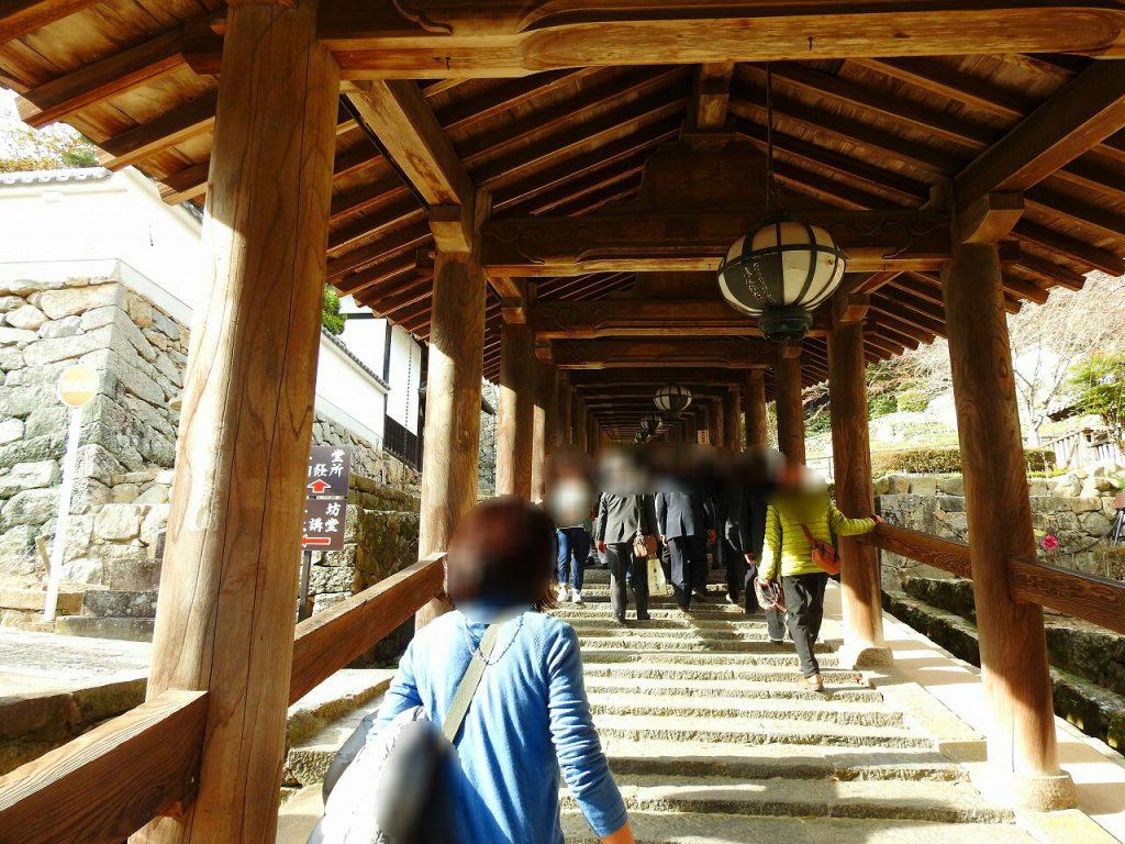 長谷寺 登廊(のぼりろう)