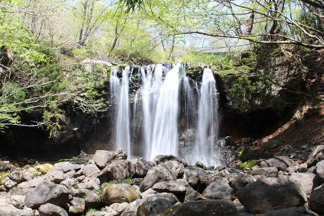 那須高原「乙女の滝」