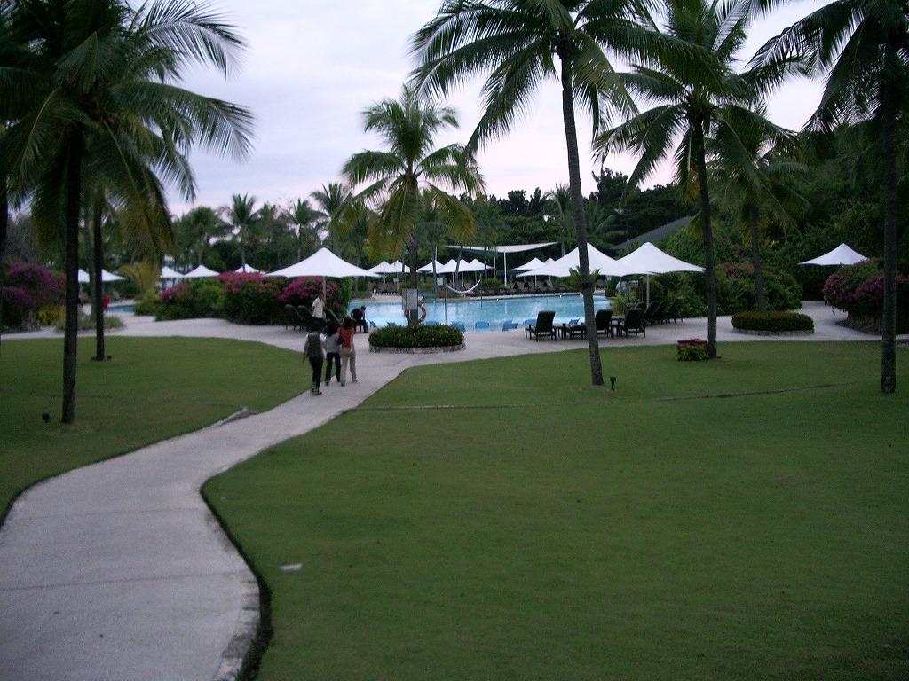 セブ島のリゾートホテル 2006年
