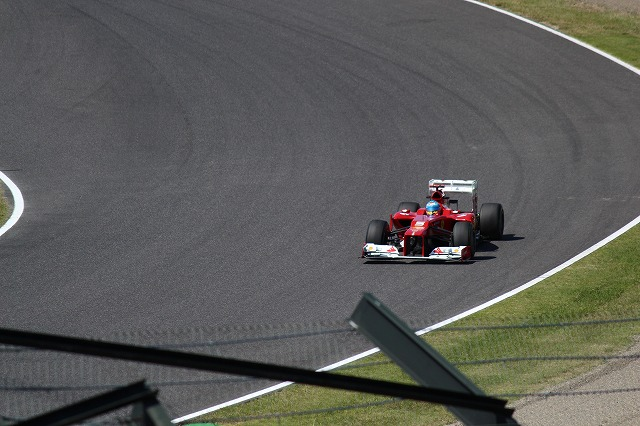 2012 F1 鈴鹿サーキット