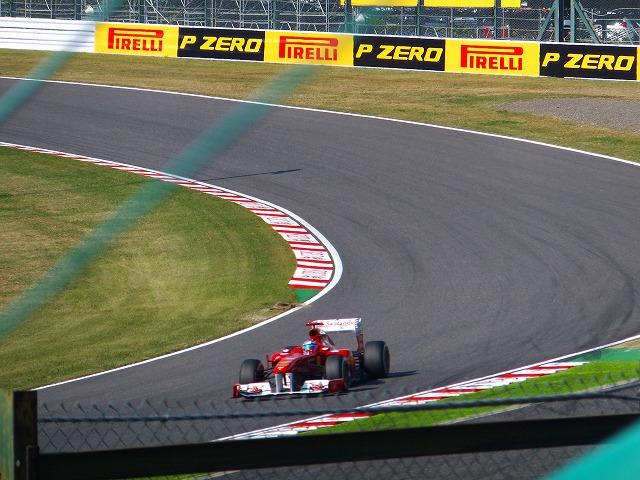 F1日本グランプリ 2011年鈴鹿