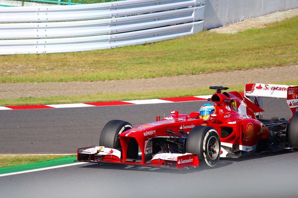 2013年F1日本グランプリ