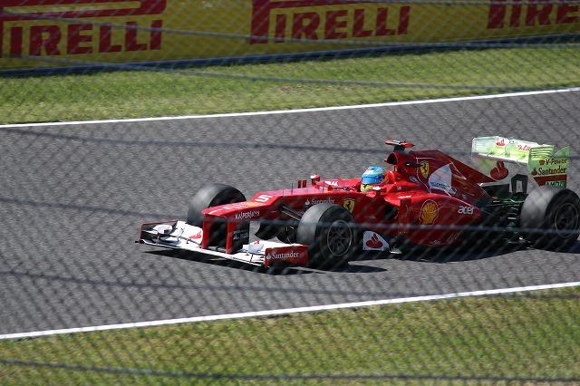 2012年F1日本グランプリ