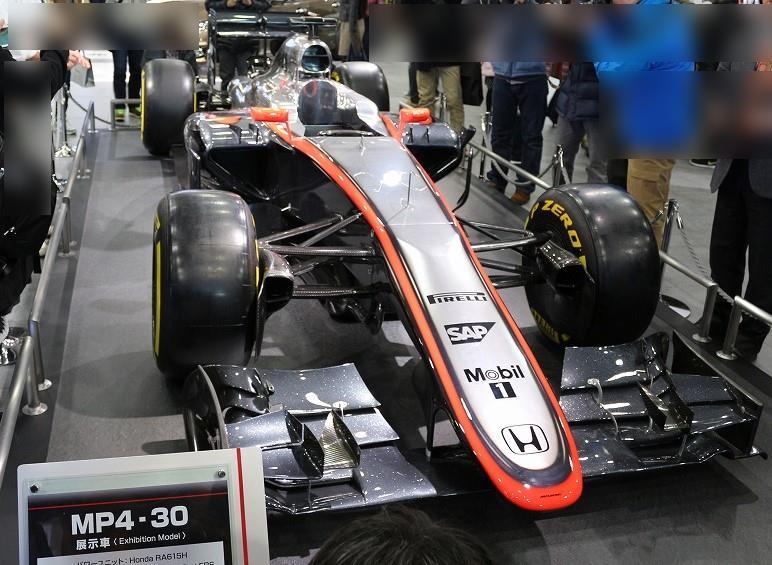F1 マクラーレンMP4-30