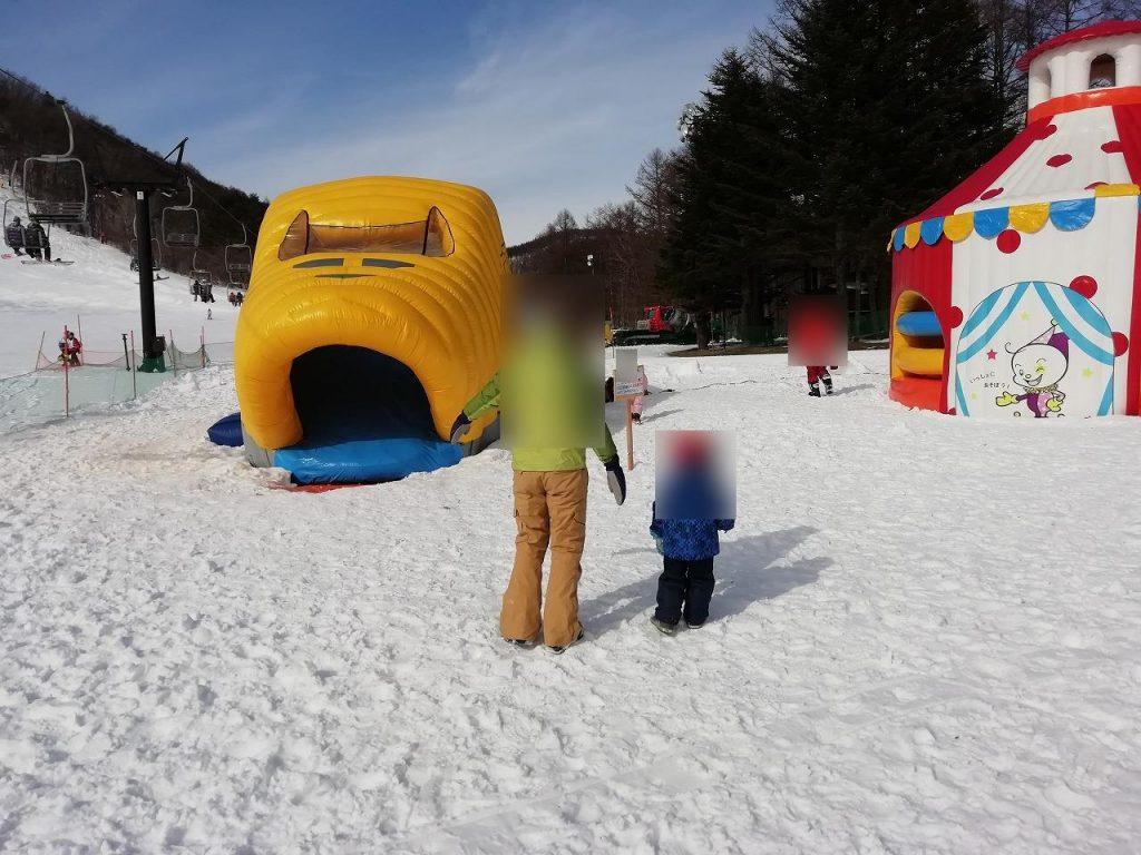 草津温泉スキー場 2019年