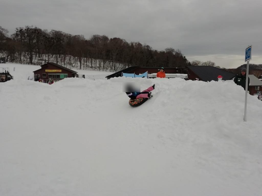 たんばらスキーパーク 2020年