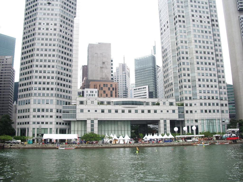 シンガポール 2007年