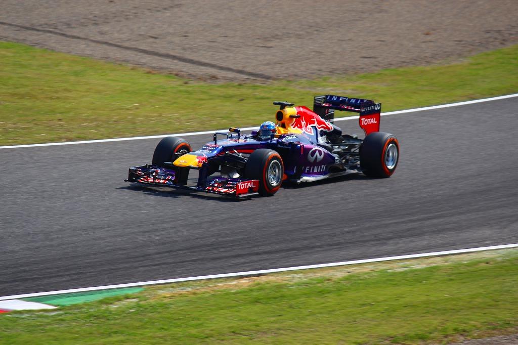 2013年F1 鈴鹿サーキット